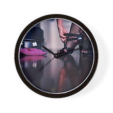 Unique Erotic photography Wall Clock