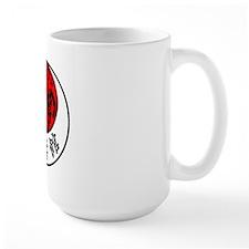 Rising Sun Tiger & Shotokan Kanji Mug