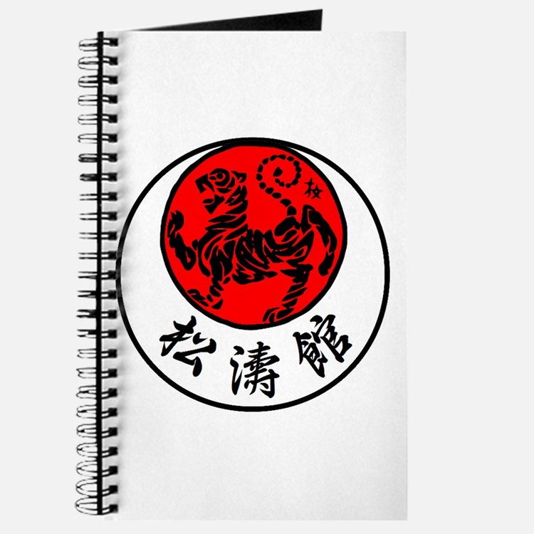 Rising Sun Tiger & Shotokan Kanji Journal