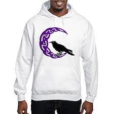 Cute Crow Hoodie