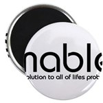 """mable 2.25"""" Magnet (100 pack)"""