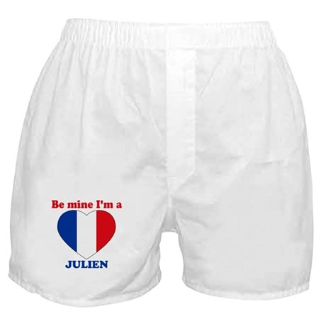 Julien, Valentine's Day Boxer Shorts