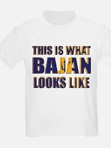 This is what Bajan looks like T-Shirt
