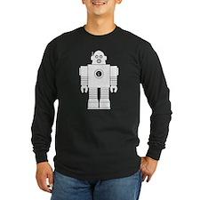 Robot 3 Long Sleeve T-Shirt