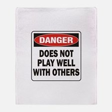 Play Well Throw Blanket