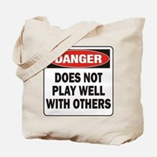 Play Well Tote Bag
