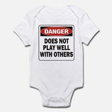 Play Well Infant Bodysuit
