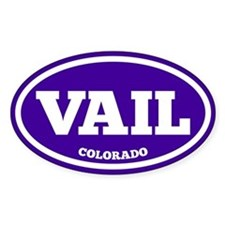 Vail Chunky Decal