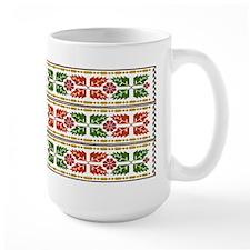 Menominee Leaves Mugs