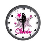 Cheerleading clock Basic Clocks