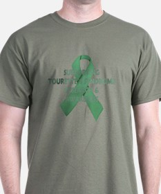 ...Tourette`s Research... T-Shirt