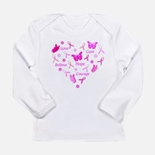 Go Pink Long Sleeve Infant T-Shirt