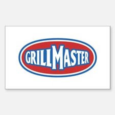 GrillMaster Decal