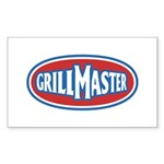 GrillMaster Sticker (Rectangle)