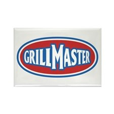 GrillMaster Rectangle Magnet