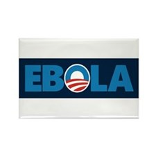 Obama Ebola Magnets