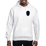 Blue Line LAPD Hooded Sweatshirt
