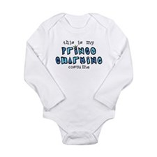 Cute Funny costume Long Sleeve Infant Bodysuit