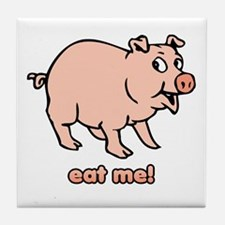Eat me! Tile Coaster