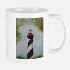 LIGHTHOUSE OF ST. AUGUSTINE, FLORIDA Mugs