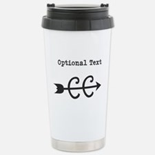 Custom Cross Country Travel Mug