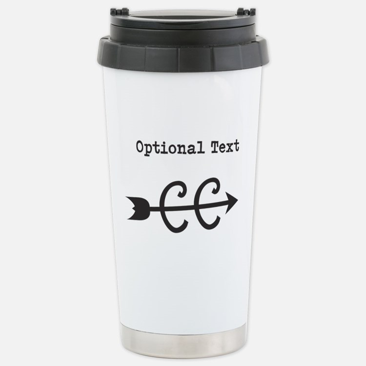 Custom Cross Country Travel Mug