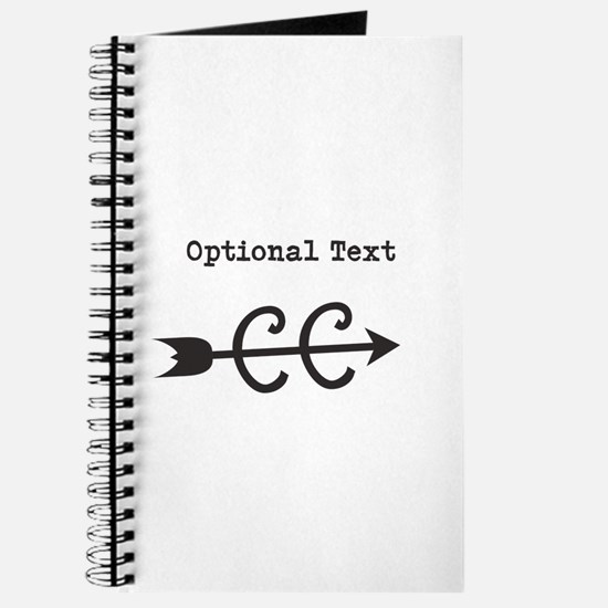 Customize Text Cross Country Journal
