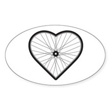 Love Road Cycling Decal