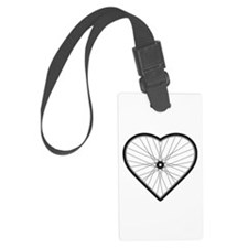 Love Road Cycling Luggage Tag
