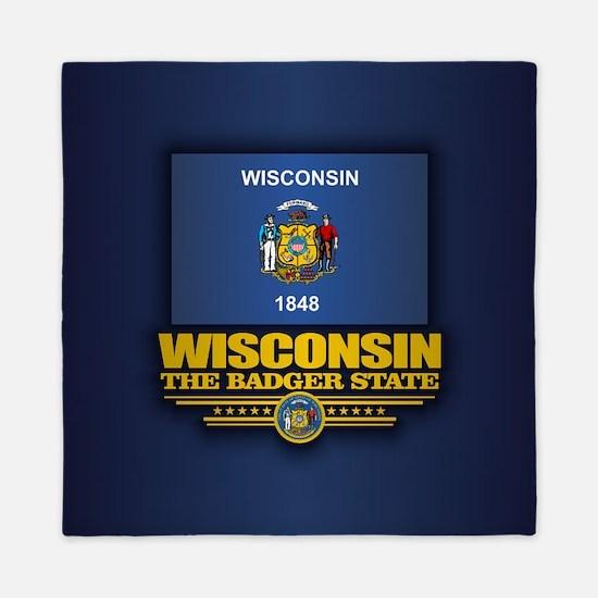 Wisconsin (v15) Queen Duvet