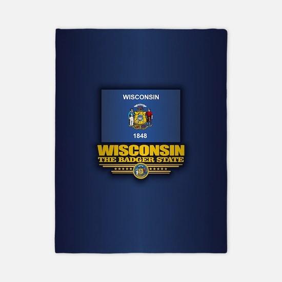 Wisconsin (v15) Twin Duvet