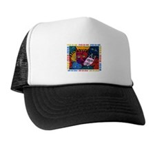 Crazy Cat Lady Trucker Hat