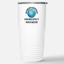 World's Hottest Emergen Stainless Steel Travel Mug