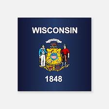 Wisconsin (v15b) Sticker