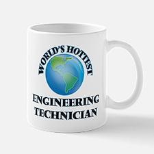 World's Hottest Engineering Technician Mugs