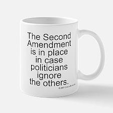 Politicians Ignore Mug