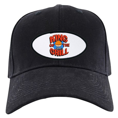 King of the Grill<br> Black Cap