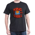 King of the Grill<br> Dark T-Shirt