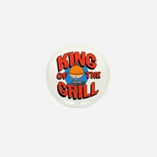 King of the Grill<br>Apron Medal