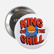 King of the Grill<br>Apron Badge