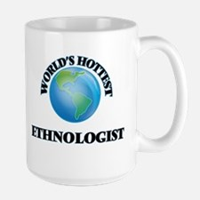 World's Hottest Ethnologist Mugs