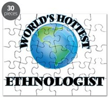 World's Hottest Ethnologist Puzzle