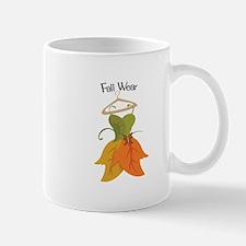 Fall Wear Mugs