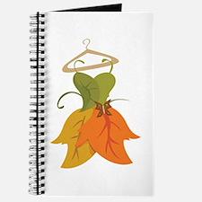 Leaf Dress Journal