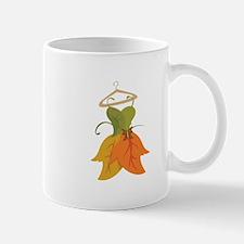 Leaf Dress Mugs