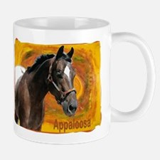 Appaloosa Gold Tones Mug