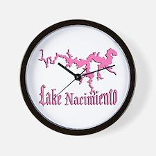 ~*NACI_5A_PINK Wall Clock