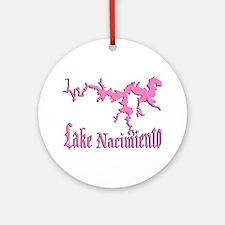 ~*NACI_5A_PINK Ornament (Round)