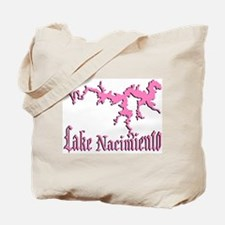 ~*NACI_5A_PINK Tote Bag