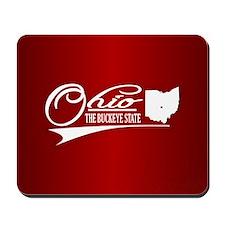 Ohio State of Mine Mousepad